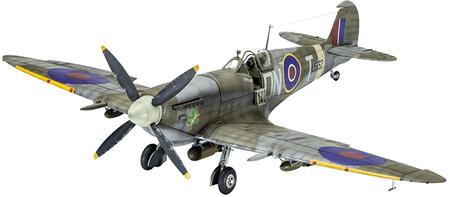 REVELL ModelKit repülő 03927 - Spitfire Mk.IXC (1:32)