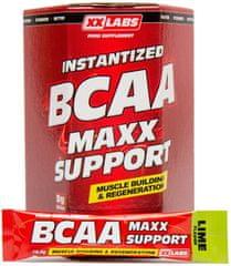 XXlabs BCAA Maxx Support 310g (30 sáčků) Limetka