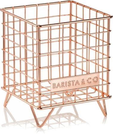 BARISTA&CO košarica za kavne kapsule Electric Copper