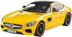 REVELL ModelKit autó 07028 - Mercedes AMG GT (1:24)