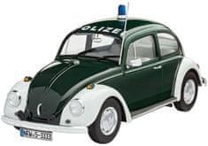 "REVELL ModelKit autó 07035 - VW Beetle ""Police"" (1:24)"