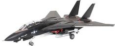 REVELL ModelKit repülőgép 64029 - F-14A Black Tomcat (1:144)
