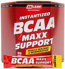 XXtreme Nutrition BCAA Maxx Support 620g (60 sáčků) Pomeranč