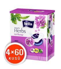 Bella wkładki higieniczne Panty Herbs Verbena 240 szt
