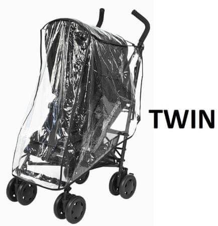 Koelstra Esőkabát Koelstra Simba Twin babakocsihoz