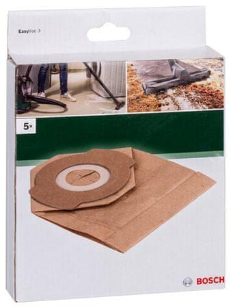 4cb2c5b33 Bosch Papierové vrecko na prach pre Vac3, 5ks | MALL.SK
