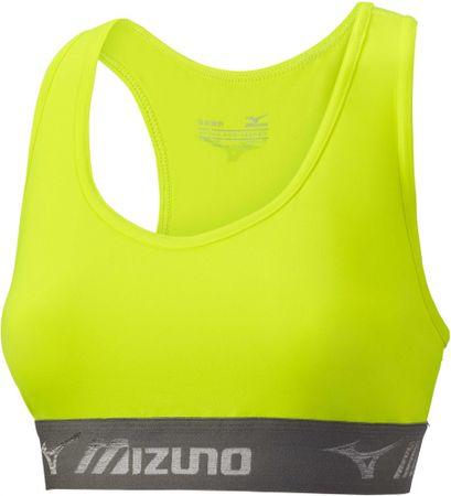 Mizuno Alpha Bra/Black Safety Yellow S