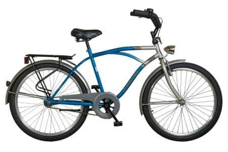 Koliken Cruiser 26' Férfi kerékpár, Kék