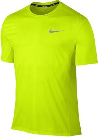Nike muška majica za trčanje NK Dry Miler Top SS, L