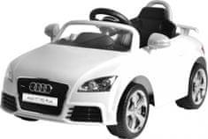 Buddy Toys BEC 7120 Elektrické autíčko Audi TT - bílé