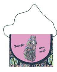 Street denarnica Beautifull Horse World