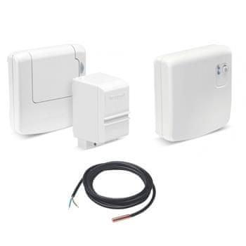 Honeywell Evohome TV - bezdrôtový snímač teploty v zásobníku (príložný + ponorný) + spínacia jednotka BDR91