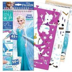 Wooky skicirka Frozen, Elsa