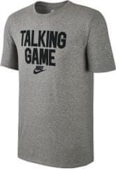 Nike M NSW TEE VERBIAGE GAME Férfi Póló