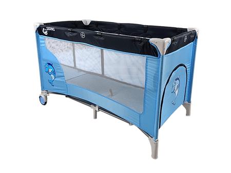 COSING ADAM utazóágy, állítható, kék