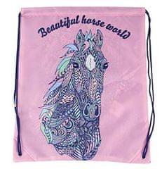 Street vrečka za copate Beautiful Horse World