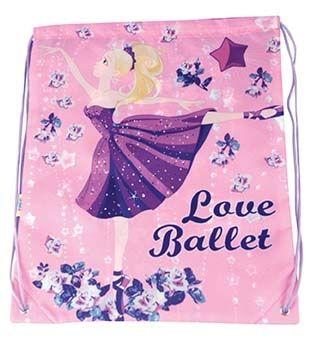 Street vrećica za cipele Love Ballet