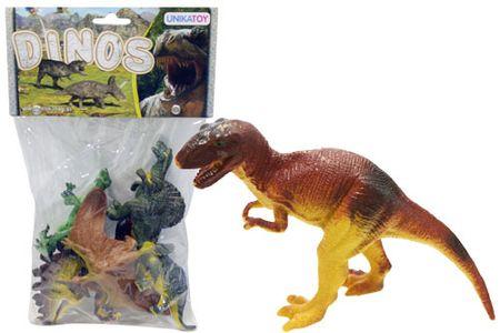 Unikatoy male živali dinozavri
