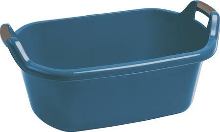CURVER Vanička oválna s ušami 55 l, modrá