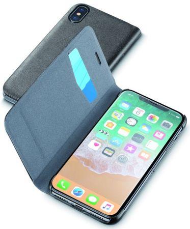 CellularLine preklopna torbica Book Essential za iPhoneX