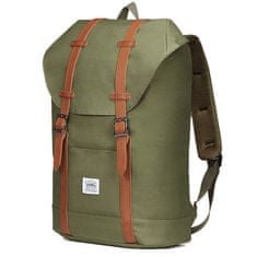 Kaukko ruksak Cozy Coala, zelen