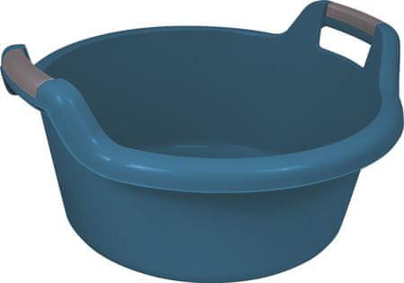 CURVER miska z uchwytem, 27 l, niebieska