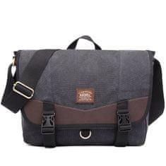 Kaukko torba Alter Nerd, črna