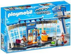 Playmobil 5338 Lotnisko z wieżą kontrolną