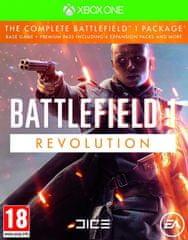 EA Games Battlefield 1 Revolution edition (Xbox ONE)