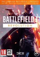 EA Games Battlefield 1 Revolution edition (PC)