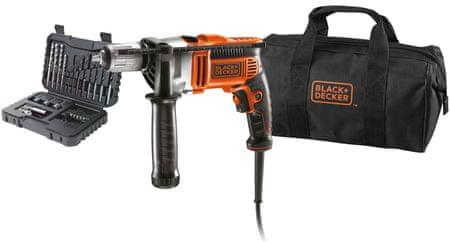 Black+Decker električni vrtalnik KR705S32