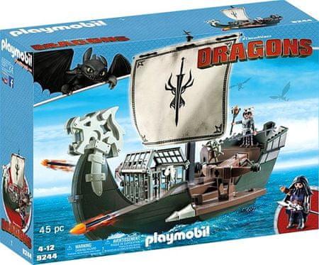 Playmobil Dragov brod (9244)