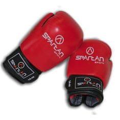 Spartan boks rokavice Senior, 283 g (10 unč), rdeče