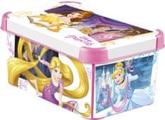 CURVER pudełko z pokrywką Księżniczki S