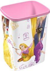 CURVER Kôš na odpadky 25 l Princezny