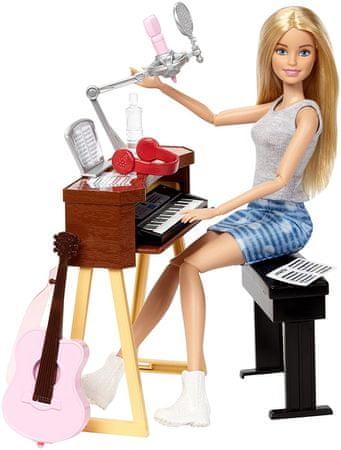 Mattel Barbie Zenész szőke