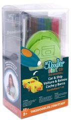 3Doodler Start - Doodleblock készlet - autó