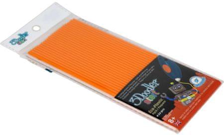 3Doodler Start - Náhradní náplň oranžová