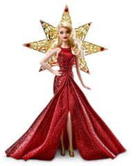 Mattel Barbie w uroczystej sukience - blondynka
