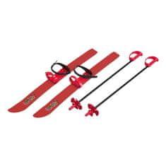 Spartan skijaški set Ski Set, dječji, 66 cm, crveni