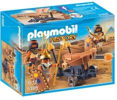 Playmobil Egipčanska četa sa samostrelom (5388)
