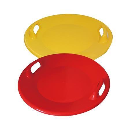 Spartan tanjur za sanjkanje UFO, žuti