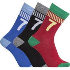 CR7 nogavice za dečke, 3 kosi (8470-80-401)