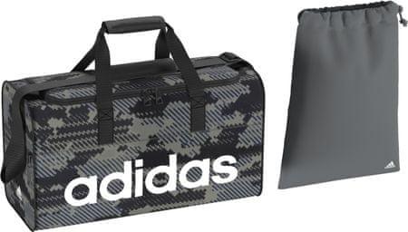 b8447e1f34e1a Adidas Lin Per TB S Gr Vista Grey/Black/White S | MALL.SK