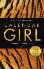 Carlanová Audrey: Červenec, srpen, září