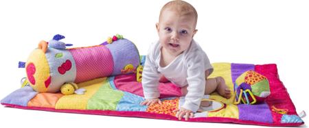 Niny Baby készlet: takaró, henger, labda