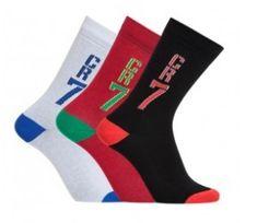CR7 nogavice za dečke, 3 kosi (8470-80-406)