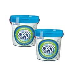 Astonish Oxy-Plus večnamenstko čistilo v prahu, 2 x 1kg