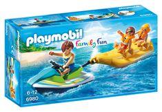 Playmobil 6980 Vodný skúter s banánovým člnom
