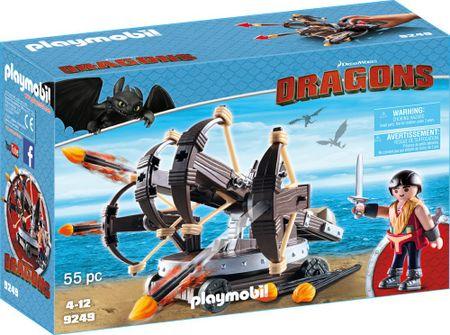 Playmobil Eret sa samostrelom (9249)